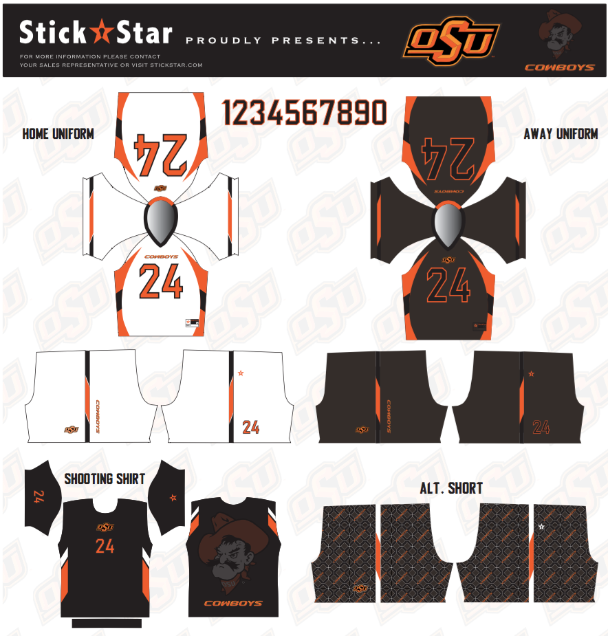 Oklahoma State Concept