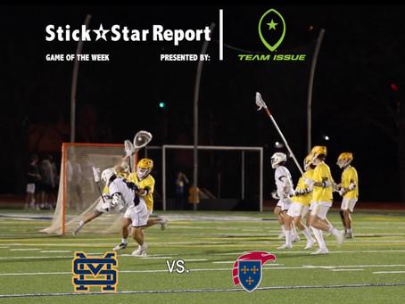 StickStarReport: ESD vs. St. Marks