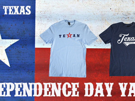 TEXAS INDEPENDENCE DAY APPAREL