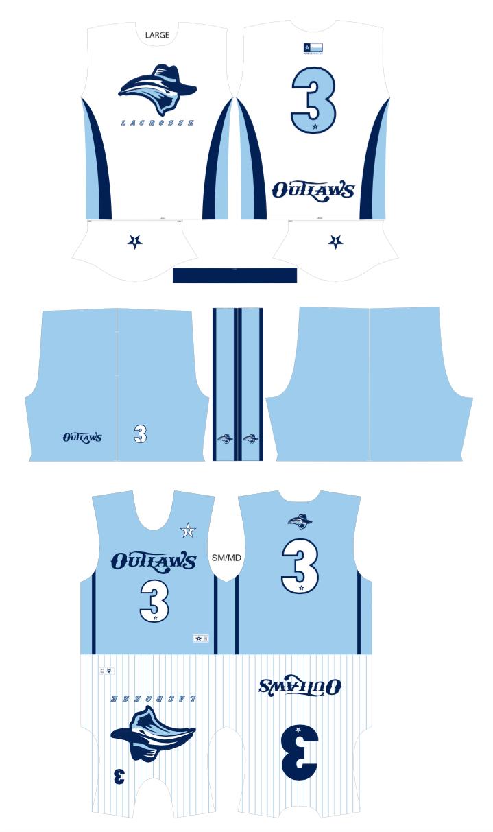 Houston Outlaws Kit