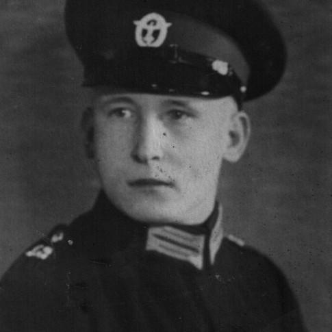 Vati Bremer Polizei 1935