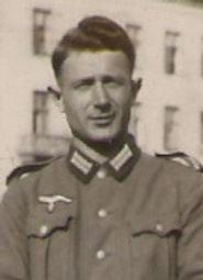 Werner Schumacher 1941. Kruse Baiersdorf