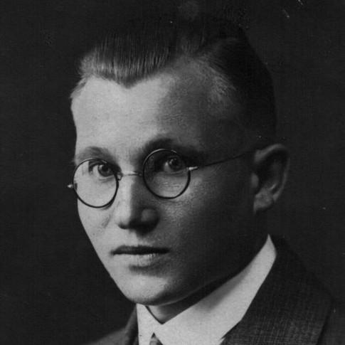 Onkel Arnold ca. 1935