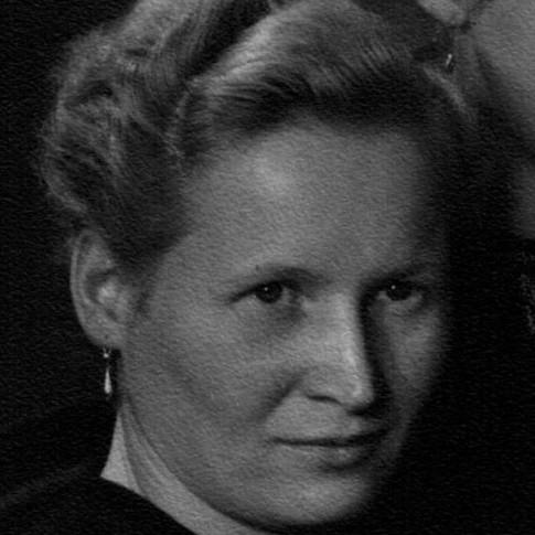Tante Hertha ca. 1943