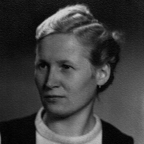 Tante Hertha ca. 1935