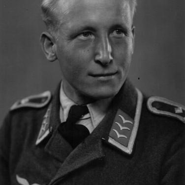 Georg Kruse 1943 in Berlin