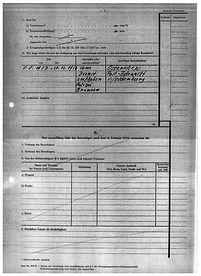 Entschädigung Kriegsgefangenschaft 1954 (3). Kruse Baiersdorfr