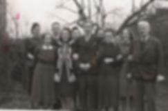 Familienfoto Wilhelm Schumacher 1942. Kruse Baiersdorf