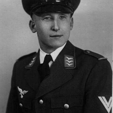 Georg Kruse 1938 in Berlin