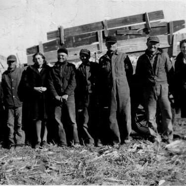 Vati Kriegsgefangenschaft USA Colorado