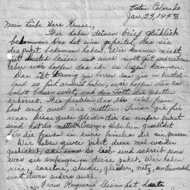 Brief aus USA Colorado 24.01.1948 (1)