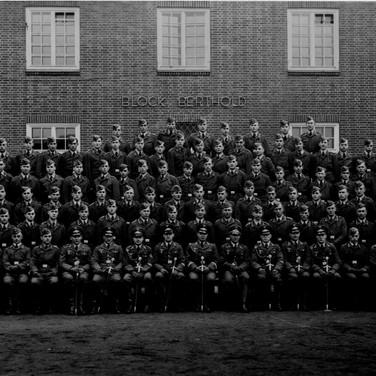 Georg Kruse 1937 in Delmenhorst Unteroffiziers-Lehrgang
