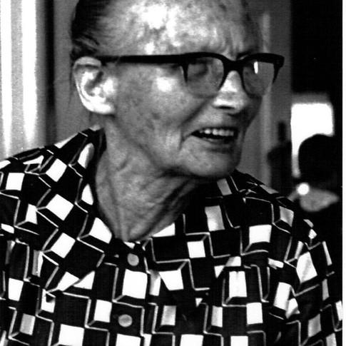 Oma Kruse, geb. Roeben