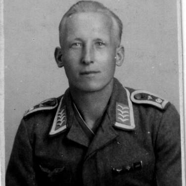 Georg Kruse ca. 1940