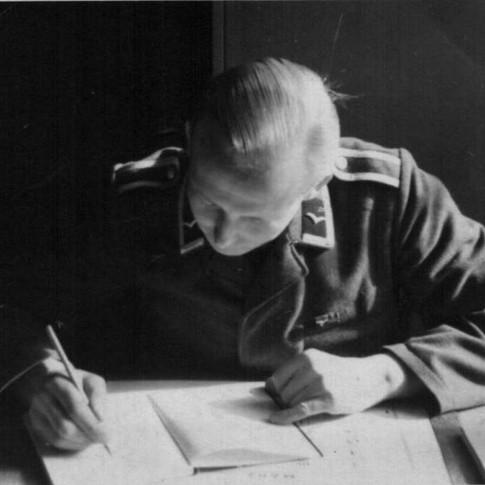 Georg Kruse 1940 in Wismar