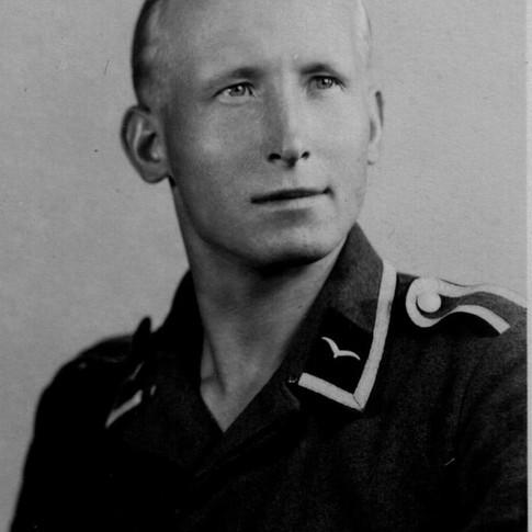 Georg Kruse 1940 in Schwerin