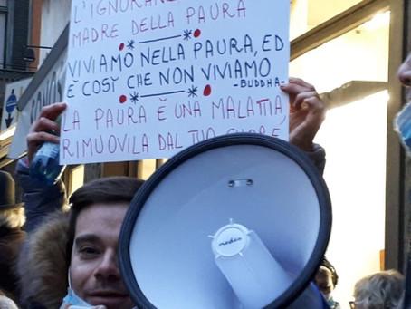 """""""LA REPRESSIONE E' IL NOSTRO VACCINO"""""""