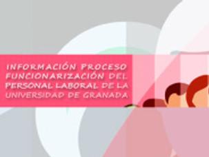 🔴 𝑼𝑮𝑻 𝑰𝑵𝑭𝑶𝑹𝑴𝑨:  FIN PLAZO EXAMENFUNCIONARIZACIÓNGRUPOS IV