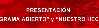"""🔴 ACTO UGT UGR   PRESENTACIÓN """"PROGRAMA ABIERTO"""" y """"NUESTRO HECHOS"""""""