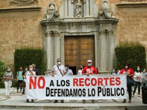 🔴 UGT UGR APOYA EL COMUNICADO DE LA CONFERENCIA DE DECANOS DE LA UNIVERSIDAD DE GRANADA CONTRA LOS