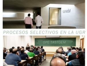 🔴 𝐏𝐑𝐎𝐂𝐄𝐒𝐎𝐒 𝐒𝐄𝐋𝐄𝐂𝐓𝐈𝐕𝐎𝐒 𝐄𝐍 𝐋𝐀 𝐔𝐆𝐑 . 𝐎𝐏𝐄: TÉCNICO/A AUXILIAR DE HOSTELERÍA