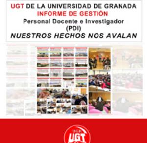 🔴PROGRAMA ESPECÍFICO DE UGT PARA PROFESORES SUSTITUTOS INTERINOS (PSI) | ELECCIONES SINDICALES UNIV