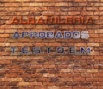 TESTOEM ALBAÑILERÍA: VALORACIÓN PROVISIONAL DE LA FASE CONCURSO.