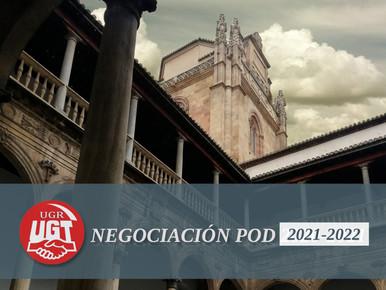 NEGOCIACIÓN POD 2021-2022