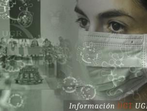 🔴 UGT | UGR INFORMA:  CONSEJO DE GOBIERNO VIRTUAL, HOY DÍA 27 MARZO