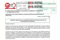 🔴 UGT | UGR INFORMA: CONSULTA LAS ÚLTIMAS NOVEDADES. 17/07/2020