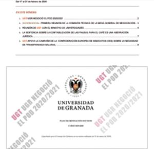 """""""LA CAFETERA EXPRESS"""". (Del 17 al 22 de febrero de 2020)."""