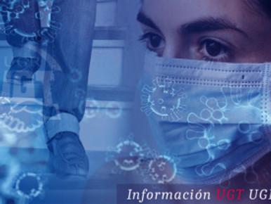 🔴UGT|UGR INFORMA:  INFORMACION REUNION MESA SECTORIAL PAS – PLAN DE REINCORPORACIÓN DEL PE
