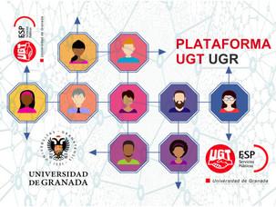 PLATAFORMA DIGITAL UGT UNIVERSIDAD DE GRANADA