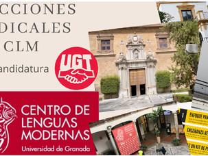 Programa de la candidatura de UGT para las elecciones sindicales 2020 del Centro de Lenguas Modernas