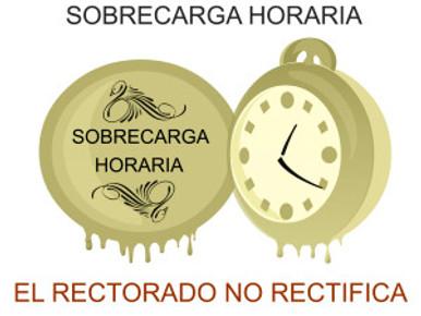 SENTENCIA SOBRECARGA HORARIA: EL RECTORADO NO RECTIFICA