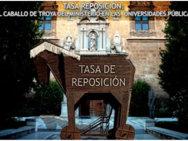 TASA DE REPOSICIÓN 2014