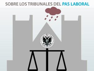POSICIÓN DE FETE-UGT UGR ANTE LAS LECCIONES DEL GERENTE SOBRE LOS TRIBUNALES DEL PAS LABORAL