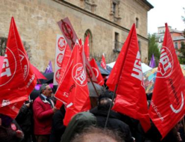 🔴 UGT Y CCOO CONVOCAN MOVILIZACIONES CONTRA EL RECORTE DEL GOBIERNO ANDALUZ A LAS UNIVERSIDADES PÚB