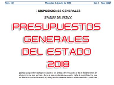🔴 UGT UGR INFORMA: CONSECUENCIAS DE LOS NUEVOS PRESUPUESTOS GENERALES DEL ESTADO INCREMENTO SALARIA