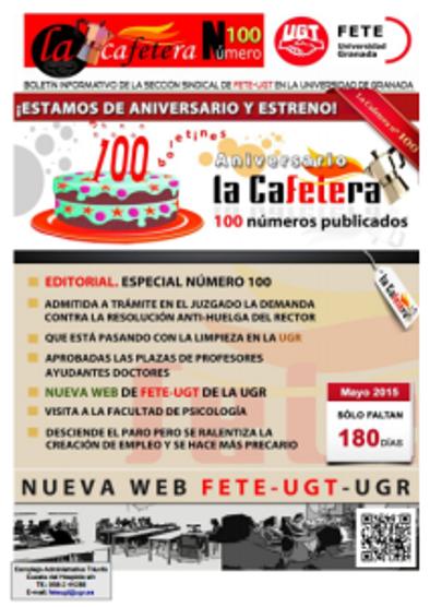 La Cafetera nº 100 -