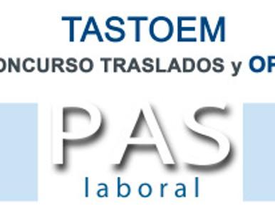 CONCURSO TRASLADOS y OPE (TASTOEM)