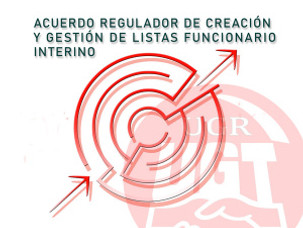 🔴UGT UGR INFORMA:  ACUERDO REGULADOR DE CREACIÓN Y GESTIÓNDE LISTAS FUNCIONARIO INTERINO