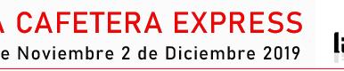 🔴UGT|UGR INFORMA: LA CAFETERA EXPRESS. (11 de Noviembre 2 de Diciembre 2019)