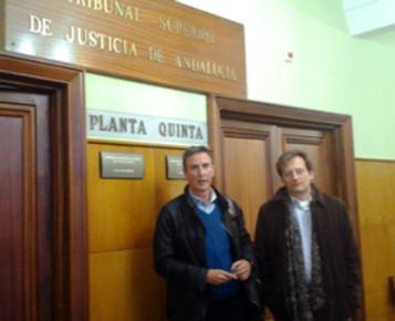 JUICIO DE INVESTIGADORES POR RECLAMACIÓN PAGA NAVIDAD 2012