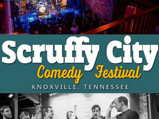 Scruffy City Comedy Festival