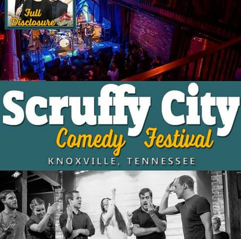 Scruffy City Comedy Festival