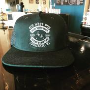 4th West Pub Snap Back Hat