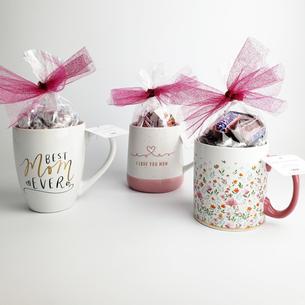Candy Gift Mugs