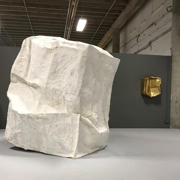 Sugar Lump - T-rex (gold)