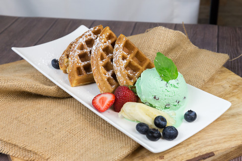 Original Waffles with ice cream and fruit.jpg